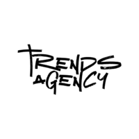 Логотип компании «TRENDS AGENCY»