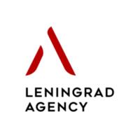 Логотип компании «Leningrad Agency»