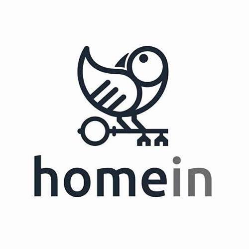 Логотип компании «Homein»