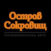 Логотип компании «Остров Сокровищ»