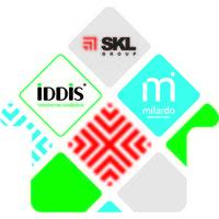 Логотип компании «SKL Group»