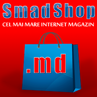 Логотип компании «SmadShop.md»