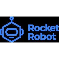 Логотип компании «Rocketrobot»