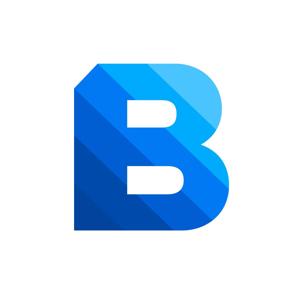 Логотип компании «Blogman»