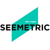 Логотип компании «Seemetric»