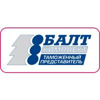 Логотип компании «Балткомплект»