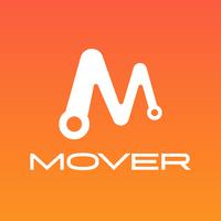 Логотип компании «MOVER»