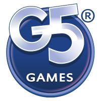 Логотип компании «G5 Entertaiment»