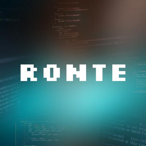Логотип компании «Ronte Limited»