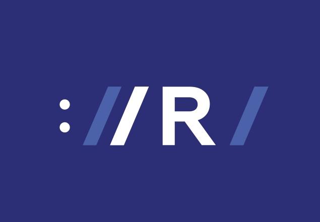 Логотип компании «VRTechnologies»