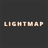 Логотип компании «Lightmap»
