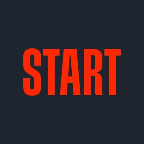 Логотип компании «START»