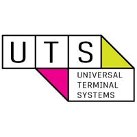 Логотип компании «Универсальные Терминал Системы»