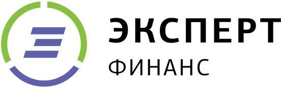 Логотип компании «Эксперт-Финанс»