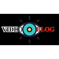 Логотип компании «ВидеоБлогио»