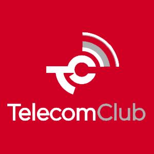 Логотип компании «Telecom Club»