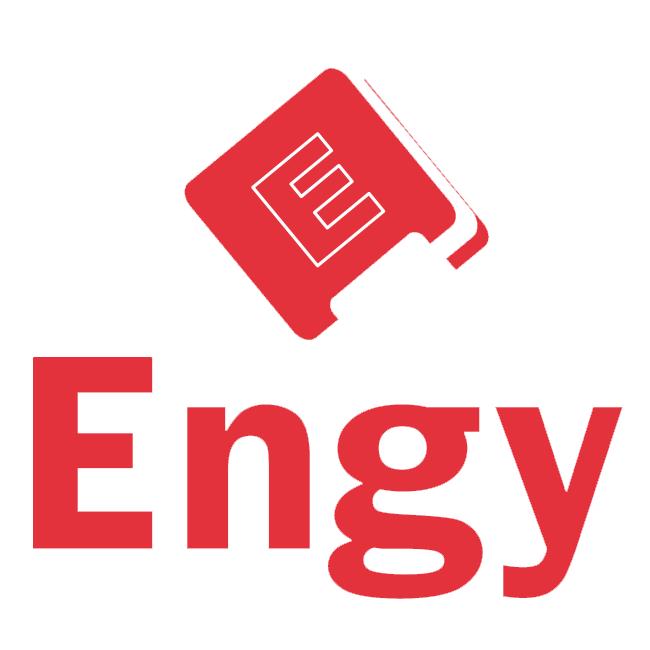 Логотип компании «ENGY»
