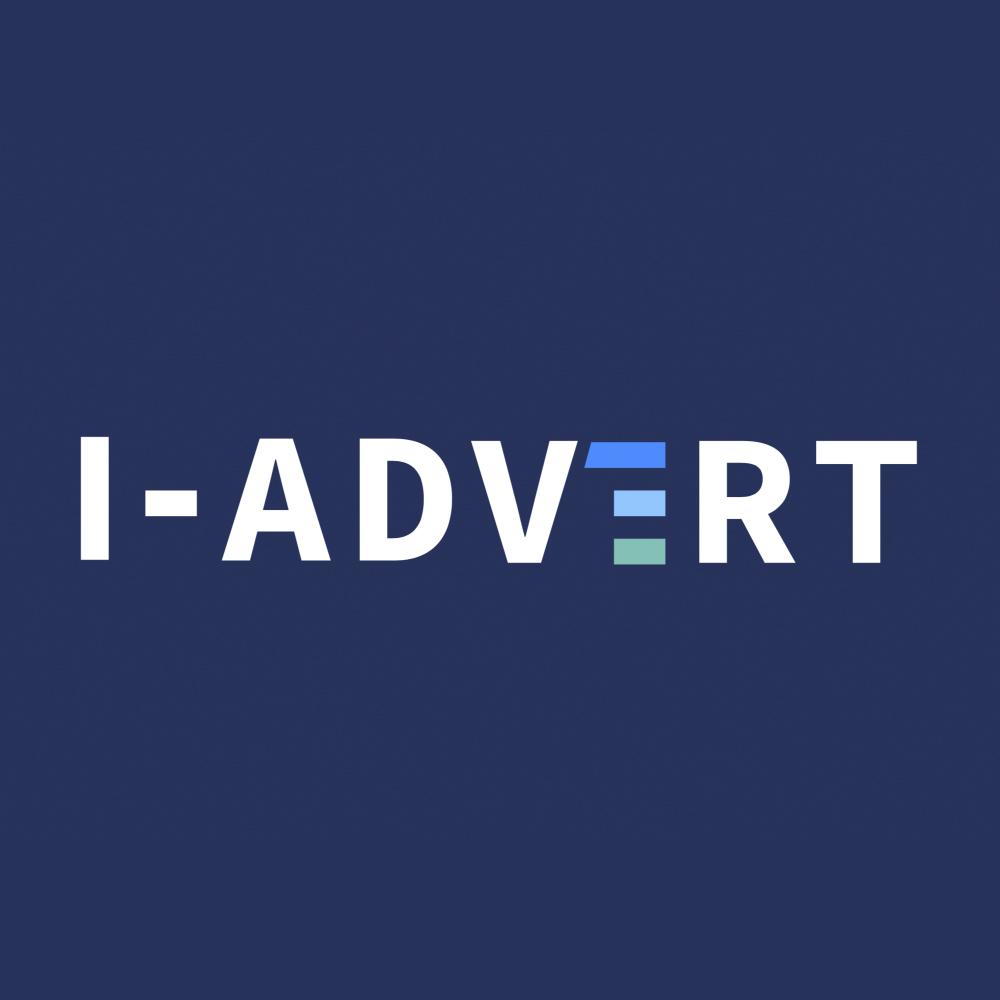 Логотип компании «i-Advert»