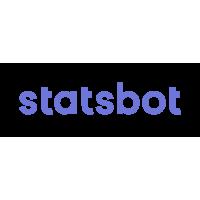 Логотип компании «Statsbot.co»