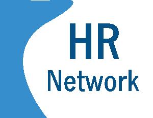 Логотип компании «HR Network»
