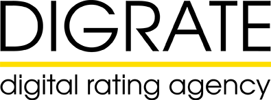 Логотип компании «Digrate.com»