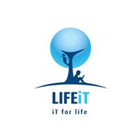 Логотип компании «ЛайфИТ»