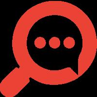 Логотип компании «Search & Social»