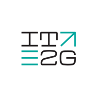 Логотип компании «it2g»