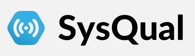 Логотип компании «SysQual»