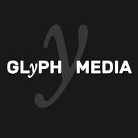 Логотип компании «Glyph Media»
