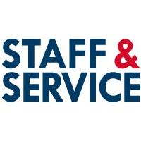 Логотип компании «Staff and Service»
