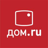 Логотип компании «Дом.ru»