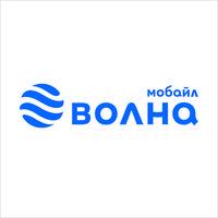 Логотип компании «Волна мобайл»