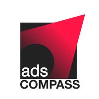Логотип компании «AdsCompass»