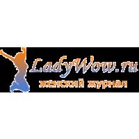 Логотип компании «LadyWow.ru»