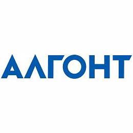 Логотип компании «АЛГОНТ»