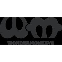 Логотип компании «Wondermonkeys»