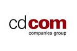 Логотип компании «CDCOM»