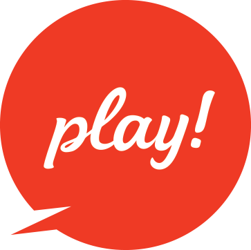 Логотип компании «play!»