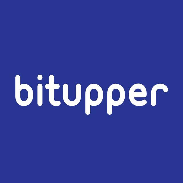 Логотип компании «Bitupper»