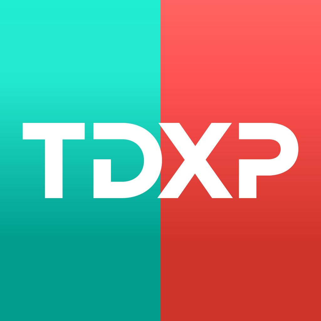 Логотип компании «TDXP.app»
