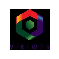 Логотип компании «Vikiweb»