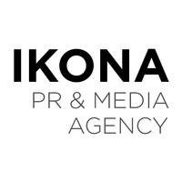 Логотип компании «Ikona Media»