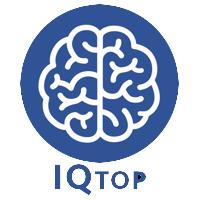 Логотип компании «IQtop»