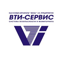 Логотип компании «ВТИ-Сервис»
