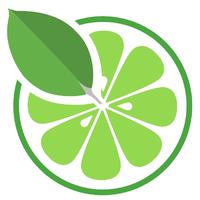 Логотип компании «MongoLime»