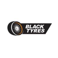 Логотип компании «BlackTyres»