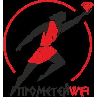 Логотип компании «ПрометейWiFi»