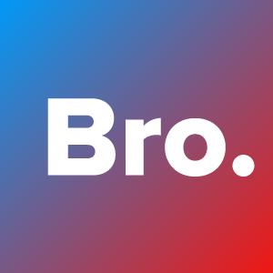 Логотип компании «Бро.»