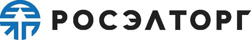 Логотип компании «Росэлторг»